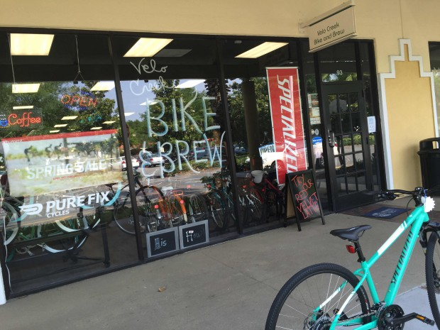 New Thing to Do in Orlando: Velo Creek Bike and Brew