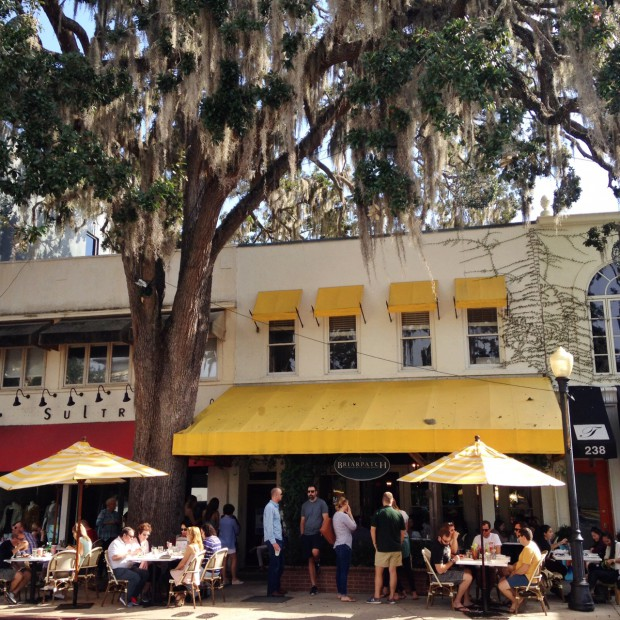 How to Do Brunch in Winter Park