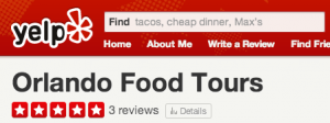 Check out Orlando Food Tour Reviews on Yelp